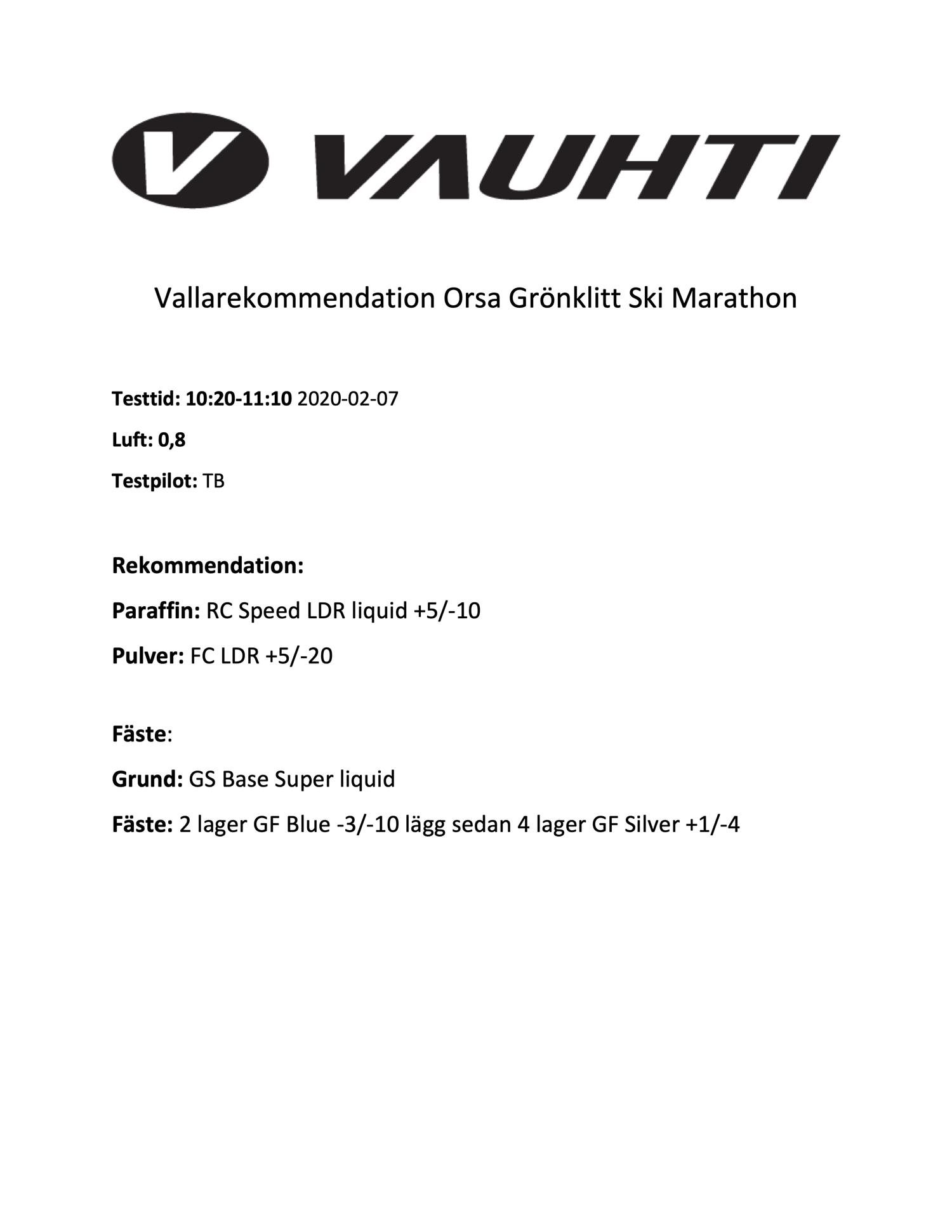 Rekommandation Orsa Grönklitt Ski Marathon 2020.jpg