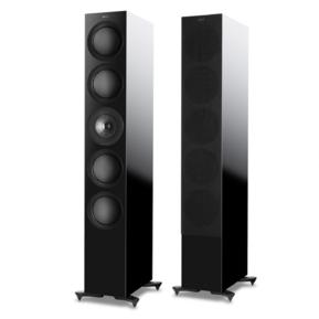 KEF R11 - pair black
