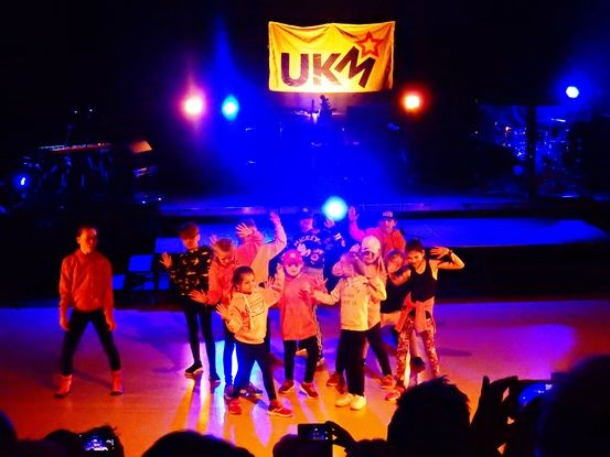 UKM 2019, dansegruppe