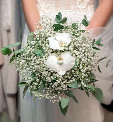 brudebukett-hvit