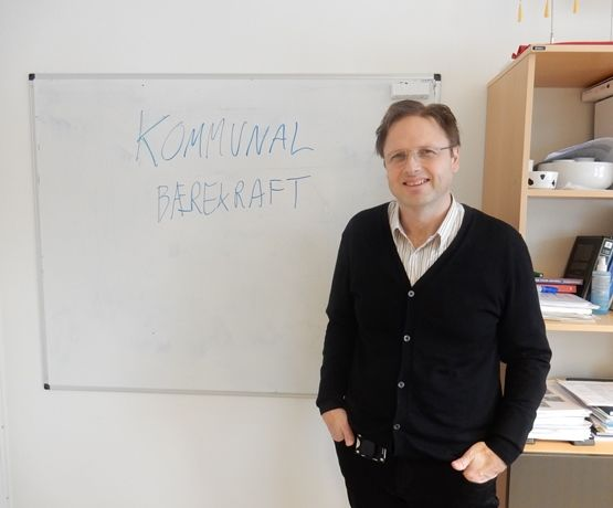 Kommunedirektør Stig Arne Holtedahl