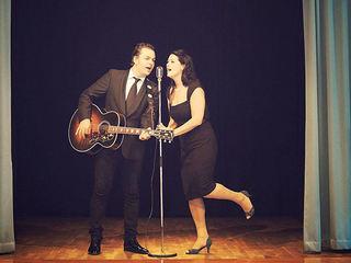 Kjell og Tine