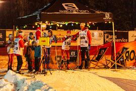 14 mars arrangeras Borås XC Games för andra året. Bilden från förra årets premiär. FOTO: Borås XC Games.