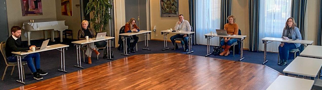 Møte mellom Eigersund kommune og næringen