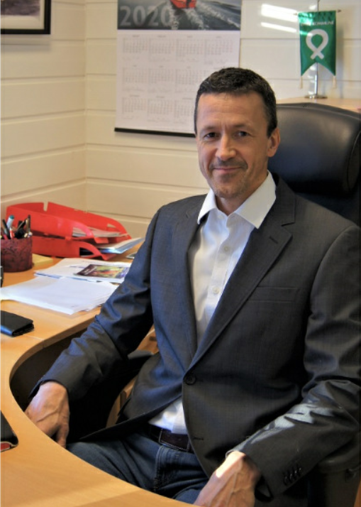 Ordfører Jon Halvor Midtmageli