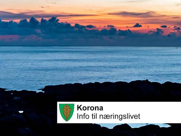 Korona - Info for næringslivet