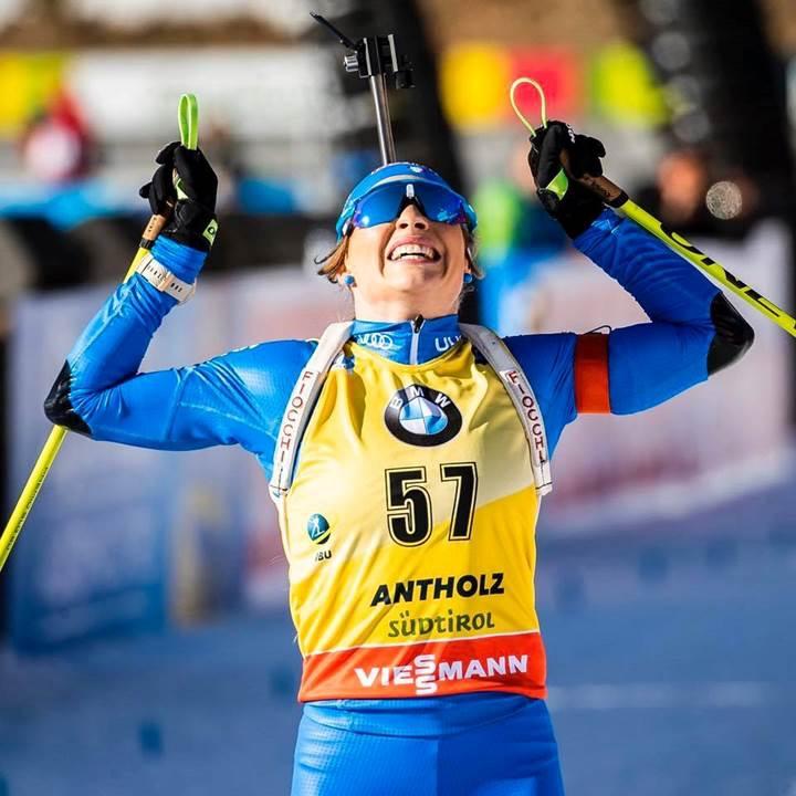 Det har redan tävlats med SLG20-staven gånga vinter av bland annat Dorotea Wierer och andra skidskyttar. FOTO: ONE WAY.