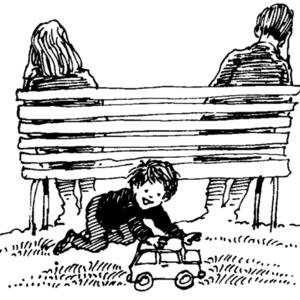 Barn vanskelig