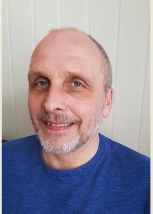 Psykiatrisk sykepleier Roy Larsen