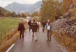 Foto 2 frå kappleik i Årdal