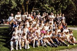 Første Mo-kurset 1984-2