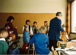 Fylkeskappleik Sande 1984-2