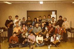 Kurs med Lars Skjervheim 1985 foto 3-3