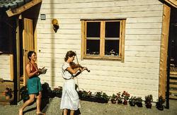 Slåttegraut i Pernillevegen 1987-2