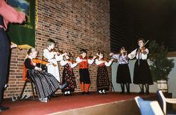 Juniorane i Indre Sunnfjord leikfest 1987 foto 2-2