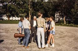 Liv Fridtun, Jan Lien, Rolf Myklebust, Trond Steine, Annbjørg Lien og Øivind Vabø 1984-2