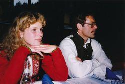 1992 Færøyane Benedicte Grønlid og Leon Årdal