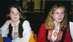 1992 Færøyane Elisabet Eikås og Benedicte Grønlid