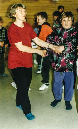 1993-96 Prosjekt dans for barn og unge-2