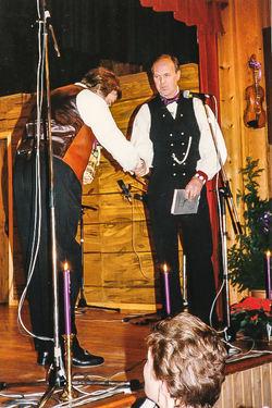 1994 25 år, Landslaget for Spelemenn, leiar Bjørn