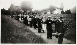 Dobbeltbryllaup Sandal 1946