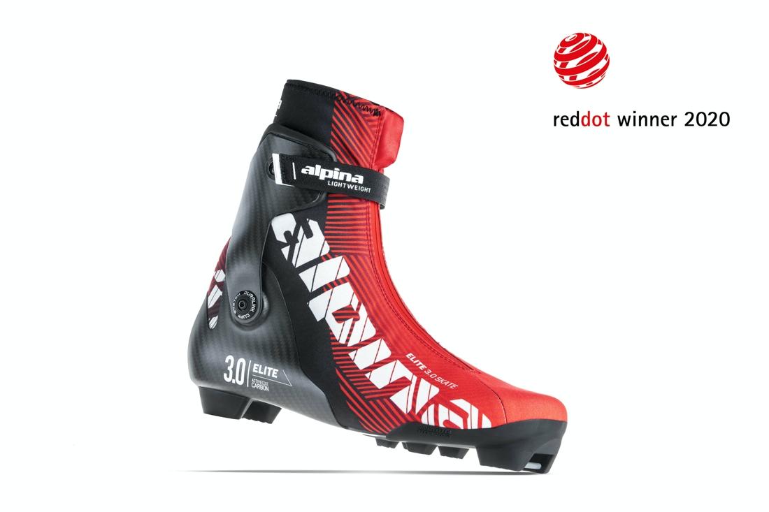 Alpina Elite Skate 3.0 är en populär skejtsko bland många åkare. FOTO: Alpina.