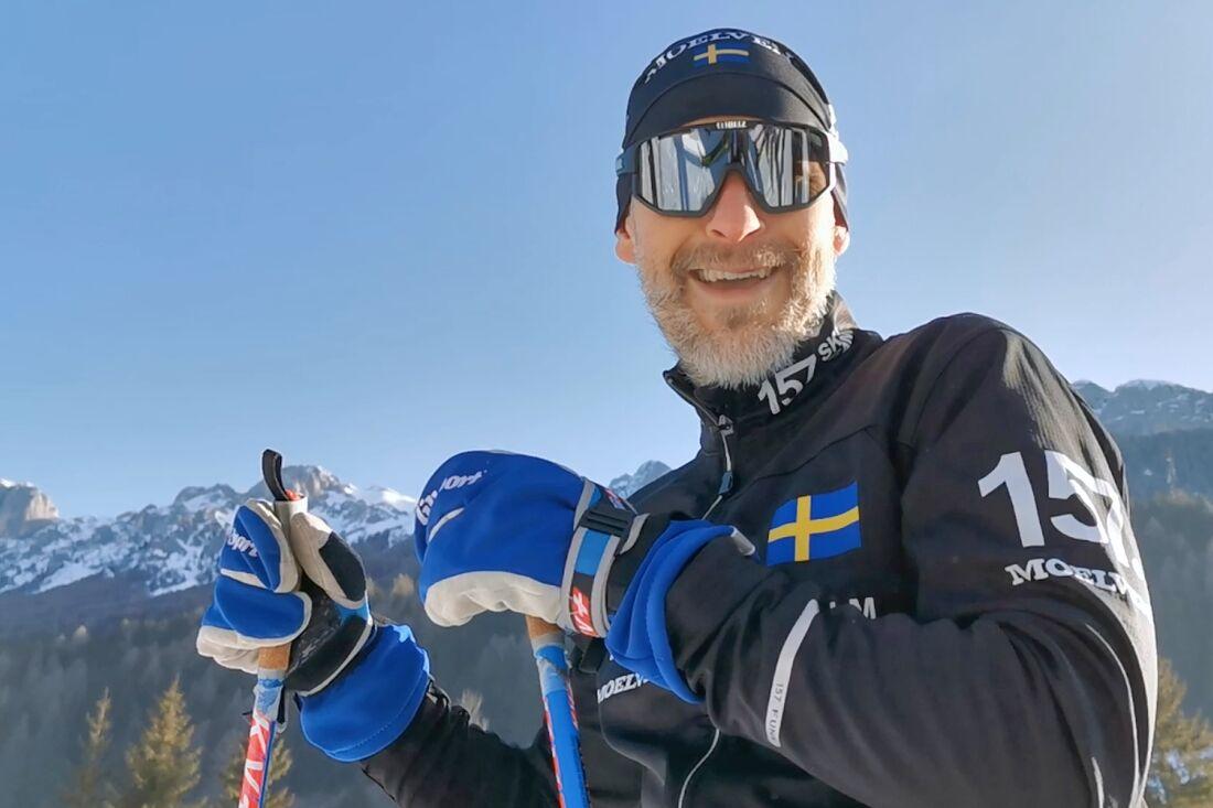 Ägaren och grundaren av Lager 157, Stefan Palm, är själv mycket vass skidåkare. Nu meddelas att Lager 157 fortsätter vara huvudsponsor för långloppsteamet med samma namn.