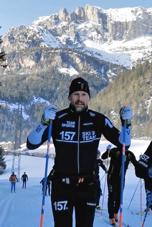 Björn Johansson, VD för Moelven Skog.