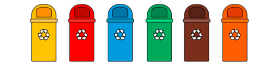 Avfall sortering