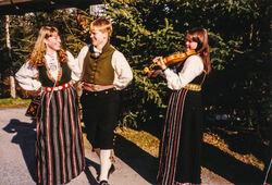 1994 Latvia, før avreise 3-2