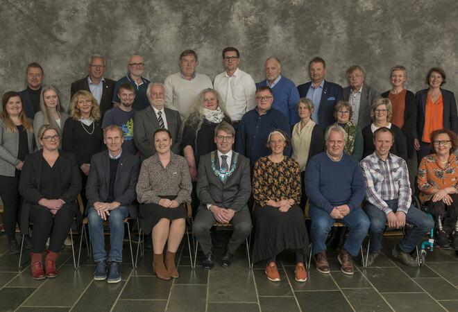 Kommunestyret 2019-2023