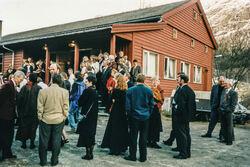 1997 Sigmund 50, gjestene ventar 1-2