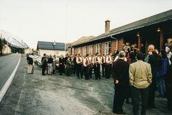 1997 Sigmund 50, gjestene ventar 2-2