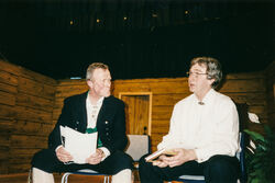 1997 Sigmund 50, Jostein og Sigmund-2