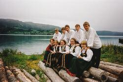 1998 Dansegruppa Kanskje Barnleik Danmark-2