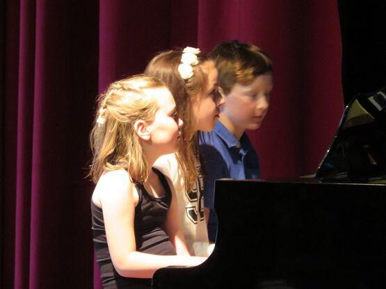 Pianoelever i kulturskolen