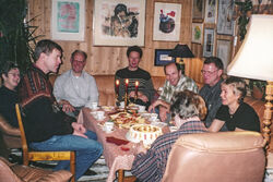 2003 Styret i ISS heidrar Sigmund for pris-2
