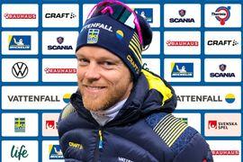 Nya chefen för längdlandslaget, Anders Byström, jobbar nu hårt för att sätta organisationen inför nästa vinter. FOTO: Viktor Randhem.