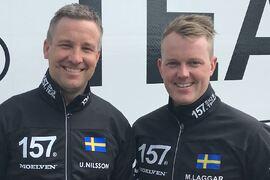 Urban Nilsson förstärker långloppslaget Lager 157 Ski Team på vallasidan. Urban ska jobba tillsammans med teamets vallachef Marcus Laggar. FOTO: Lager 157 Ski Team.