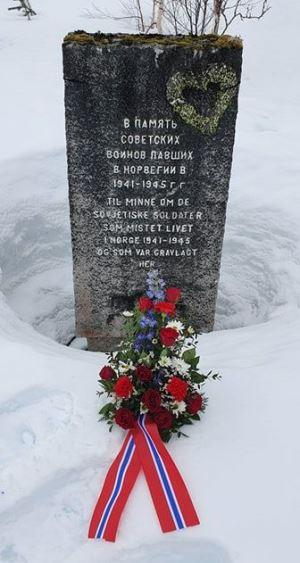 Minnestøtte Gjerdalen