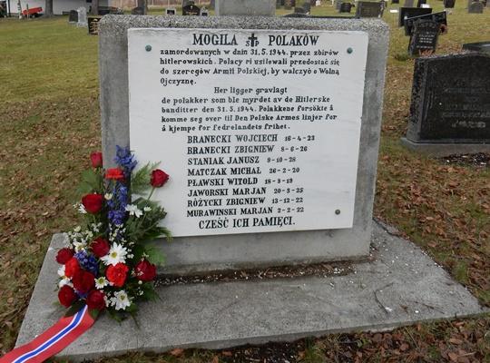 Polsk minnestøtte