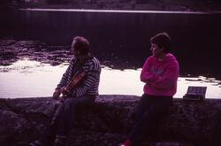Jonsokafta på Gryta midt på 80-talet 2