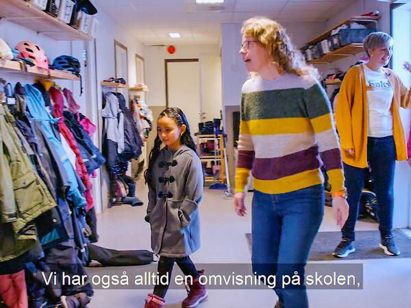Video fra husabø skole