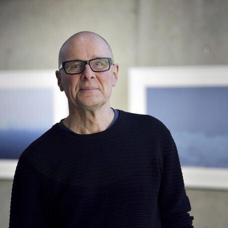 Morten Løberg fotografert av Trond Lillebo, Hamar Arbeiderblad