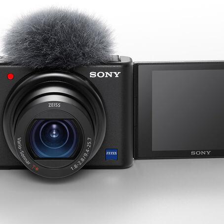 Sony ZV-1 er et avansert kompaktkamera laget spesielt for å dekke behovene til vloggere og andre som lager innhold for video.