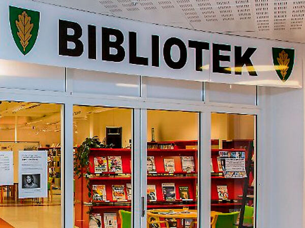 Bibliotek