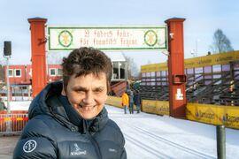 Eva-Lena Frick lämnar sin tjänst som vd för Vasaloppet under hösten 2020. FOTO: Vasaloppet.