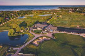 Här vid Halmstad Golfarena kommer ett nytt testcenter, Halmstad Fystester, att husera. FOTO: Halmstad Fystester AB.
