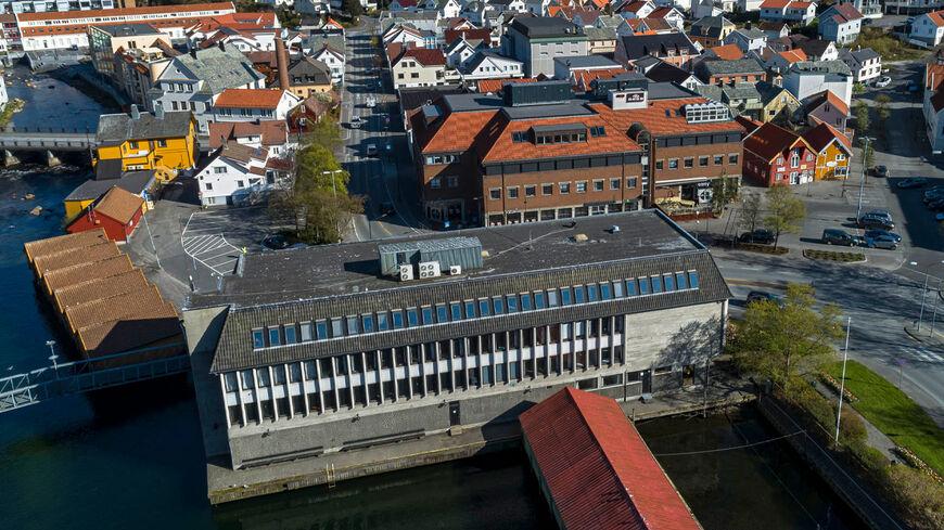 Rådhuset og teknisk