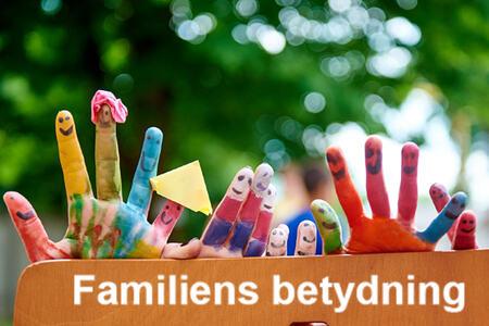 Ingressbilde til artikkel om NOVA rapport 1-2020 Familiens betydning